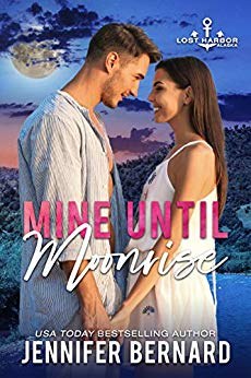 Mine Until Moonrise (Lost Harbor, Alaska Book 1)