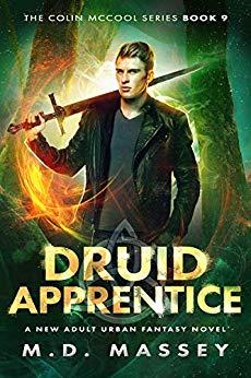 Druid Apprentice: A New Adult Urban Fantasy Novel