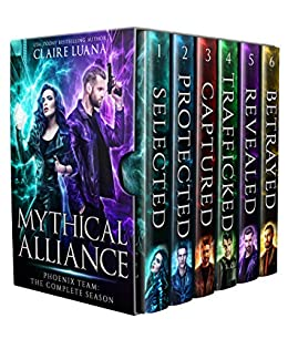 Mythical Alliance: Phoenix Team: The Complete Season