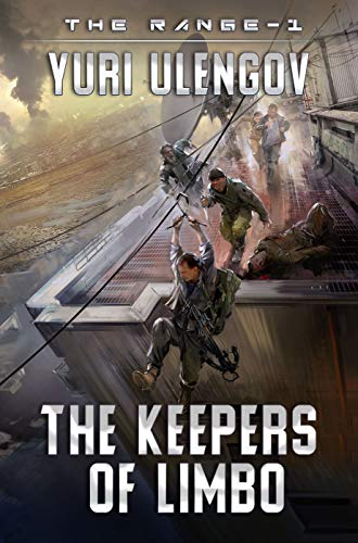 The Keepers of Limbo (The Range Book #1): LitRPG Series