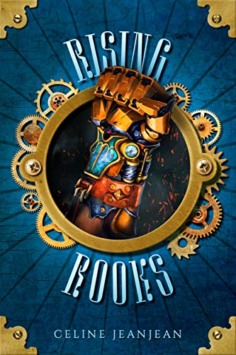 The Rising Rooks: A Quirky Steampunk Fantasy Series (The Viper and the Urchin Book 9)