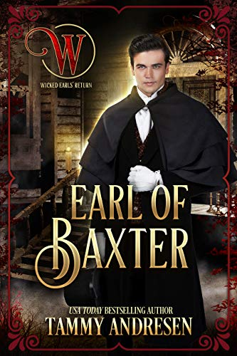 Earl of Baxter: Lords of Scandal