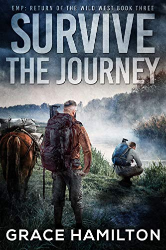 Survive the Journey (EMP: Return of the Wild West Book 3)