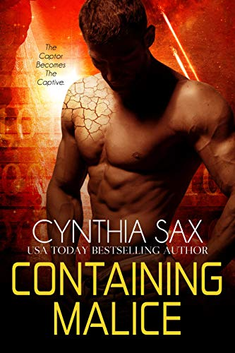 Containing Malice: A SciFi Cyborg Romance (Rebel Cyborgs Book 1)