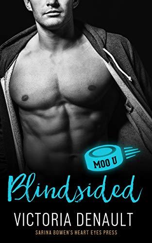 Blindsided: A Moo U Hockey Romance