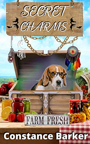 Secret Charms (A Farmers' Market Witch Mystery Series Book 5)