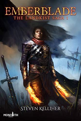 Emberblade (The Landkist Saga #1) – An Epic Fantasy Series