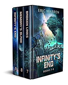 Infinity's End: Books 7-9 (Infinity's End Boxsets Book 3)